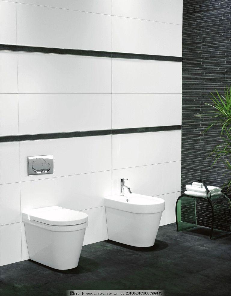 卫生间灰色瓷砖效果图片简欧风