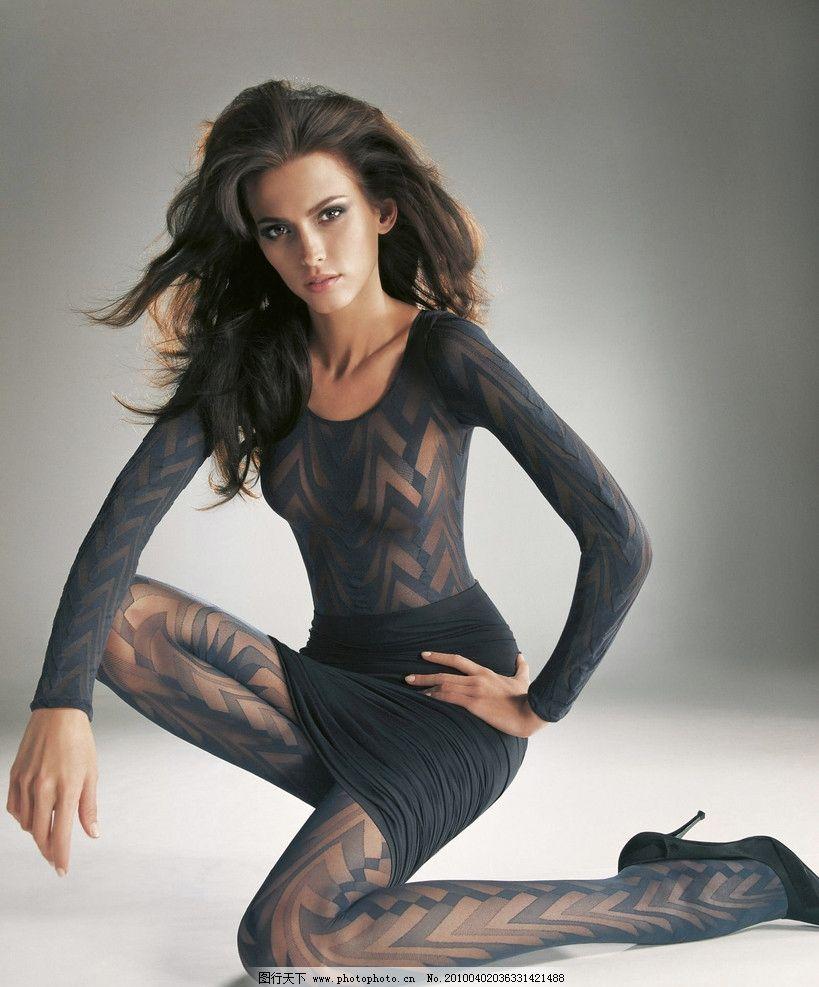 丝袜美女 丝祙 袜子 诱惑 女性 蕾丝 引诱 感觉 长腿美女 性感美女