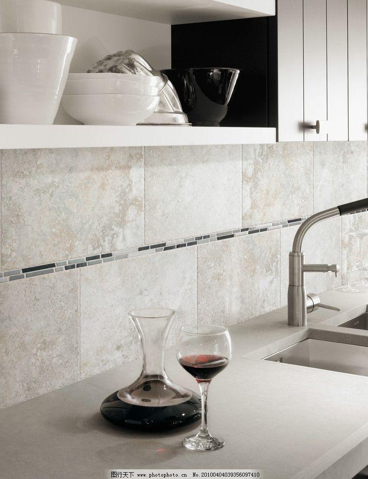 抛光砖 铺贴        铺贴图 炊具 厨房用具 下厨 现代 简约 简欧 欧式