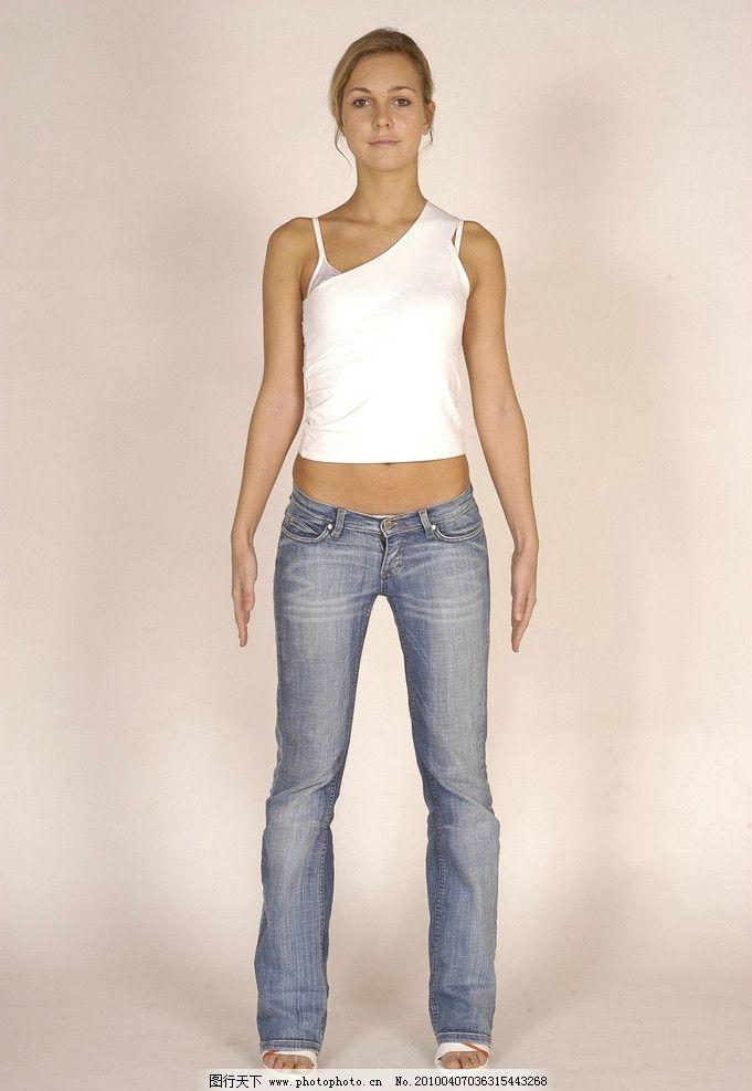 女性全身角度正面 全角度 女性 全身 高精度 身体 国外 360度人物全景
