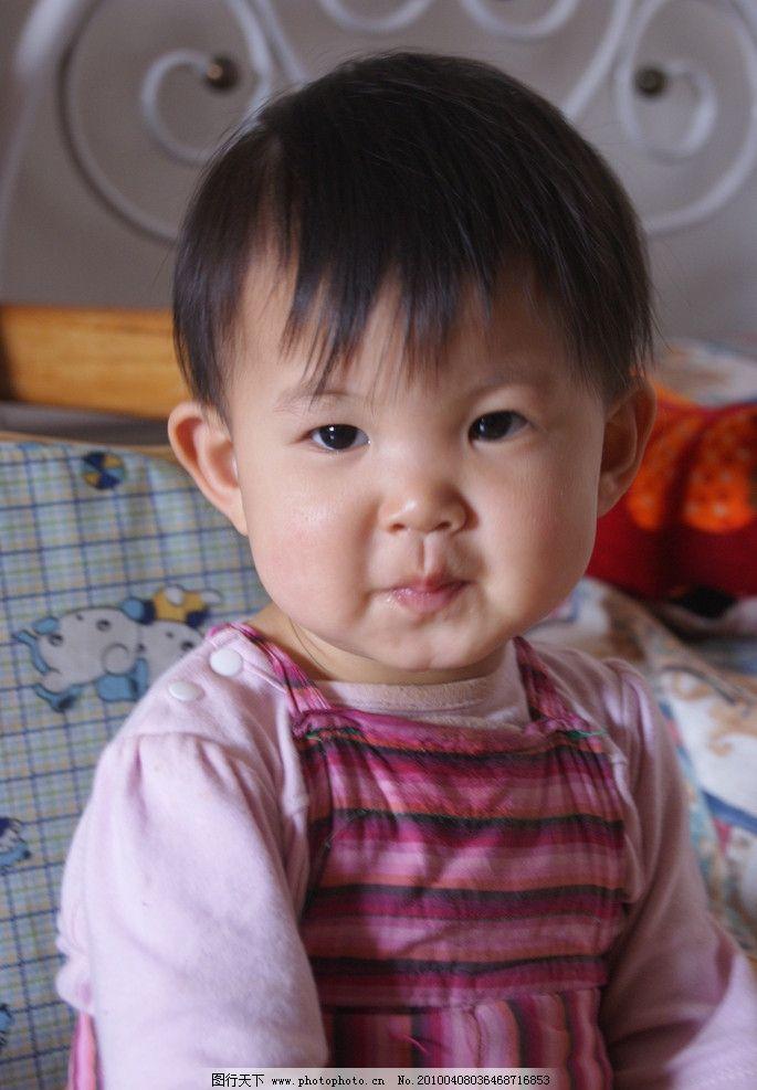 秀丽 宝宝 可爱 天真 稚气 美丽 漂亮 儿童 摄影 儿童幼儿