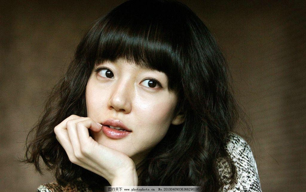 林秀晶 模特 演员 韩国 童颜 可爱 清纯 写真 淡雅如兰 若水伊人