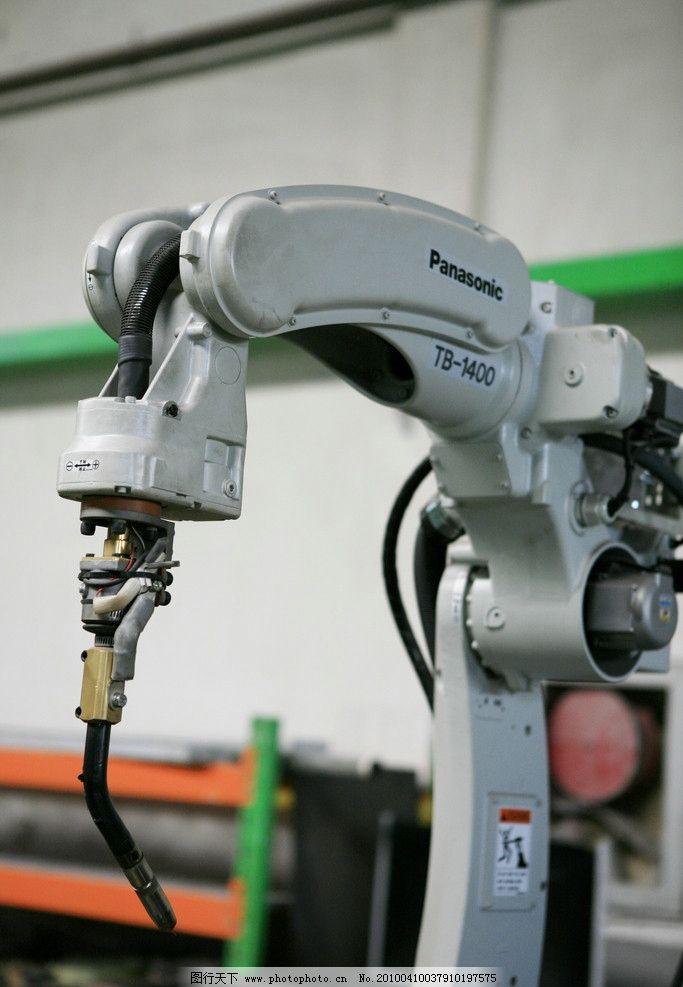 焊接机器人图片