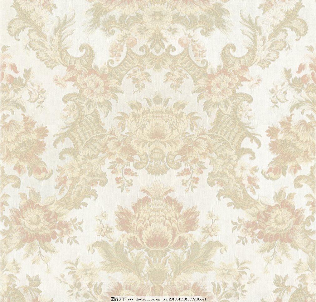 欧式底纹装饰花纹花布 欧式底纹 欧式花纹 欧式花边 布艺 材质 贴图