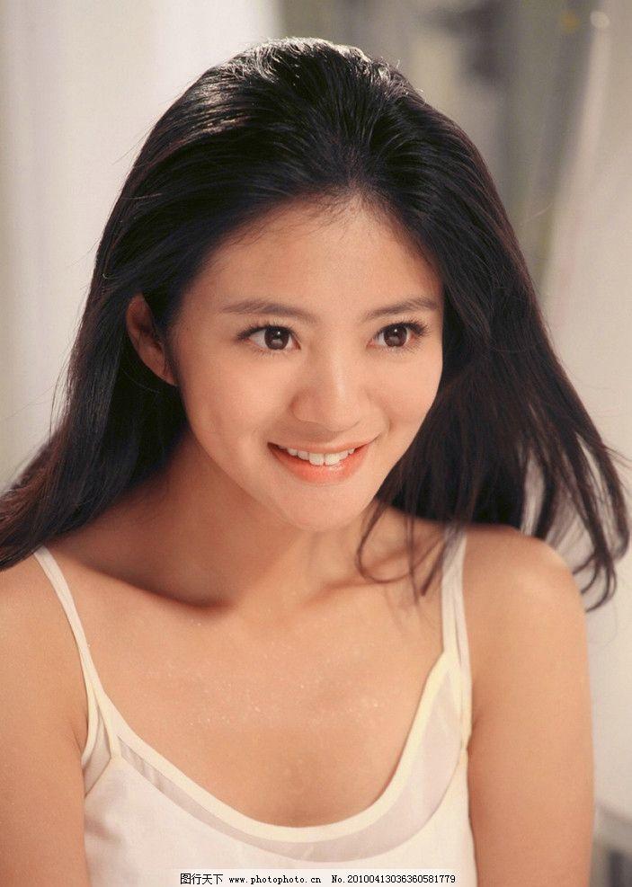 安以轩 台湾美女 青春偶像 美女 可爱 娇媚 大眼睛 酒窝美女 灿烂笑容