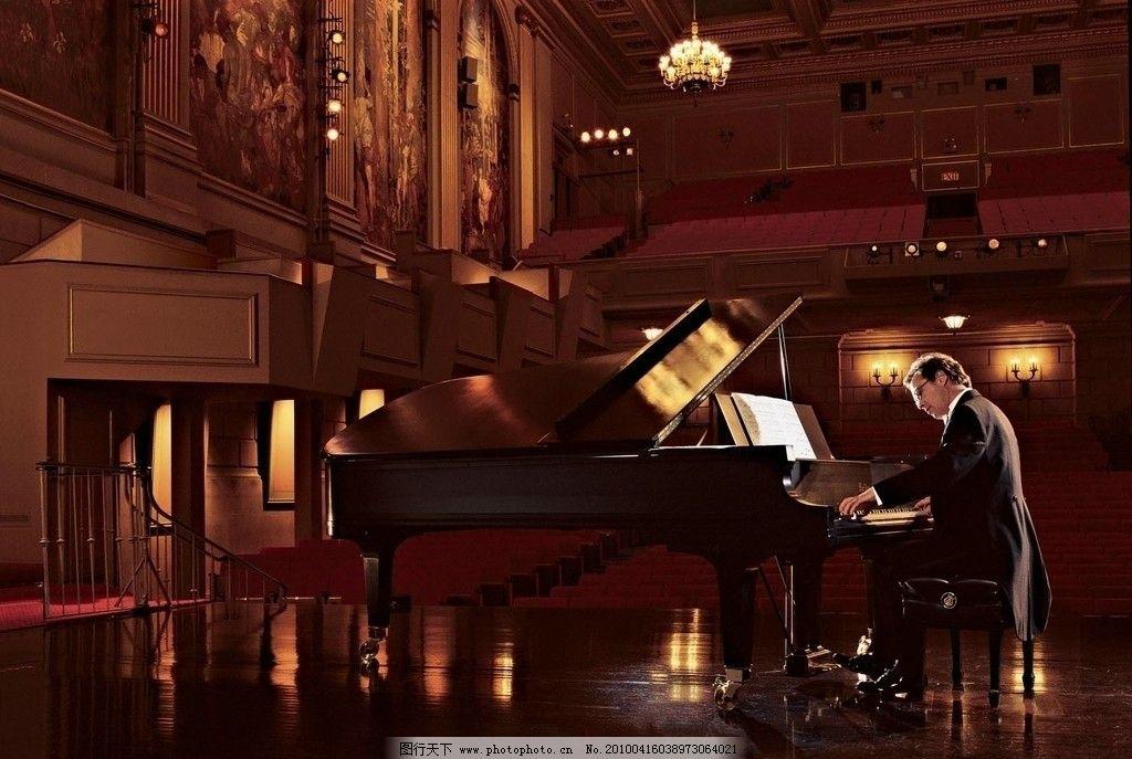 钢琴家图片图片