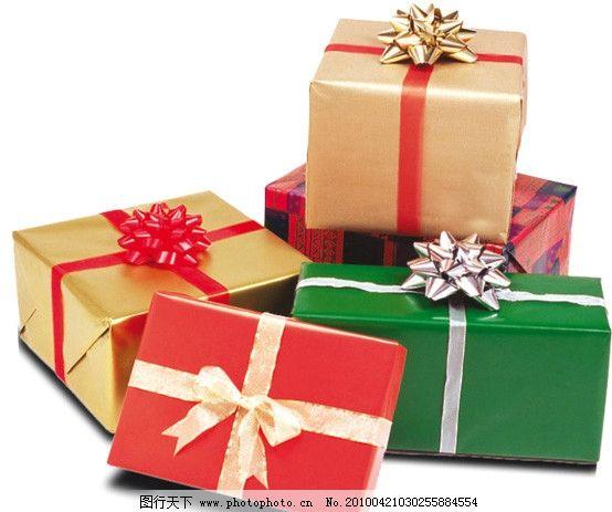 一堆礼品盒 礼物 广告设计模板 源文件