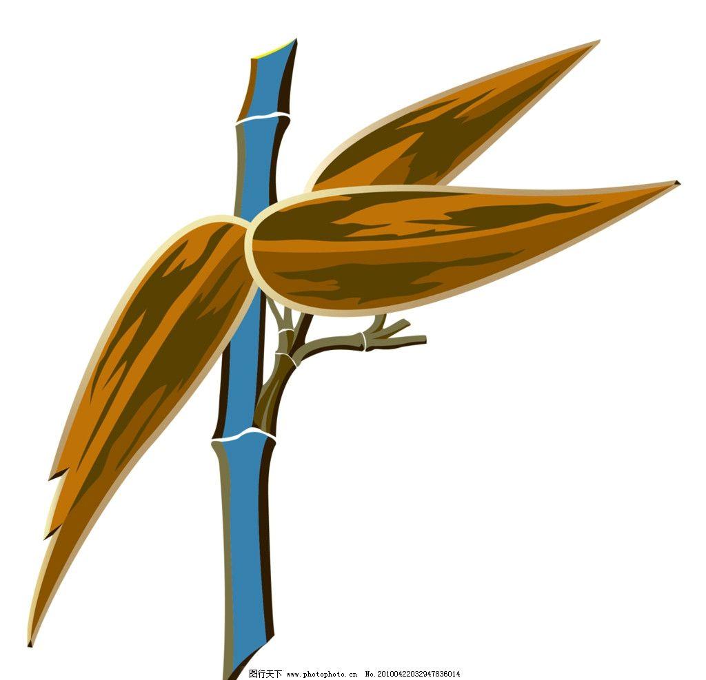 竹子图片,底纹 花纹 装饰 背景 修饰 花朵 线型-图行