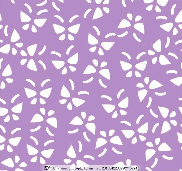 蝴蝶 psd 底纹 花纹 装饰 素材 背景 修饰 点 线 排列 构成 花朵 线型