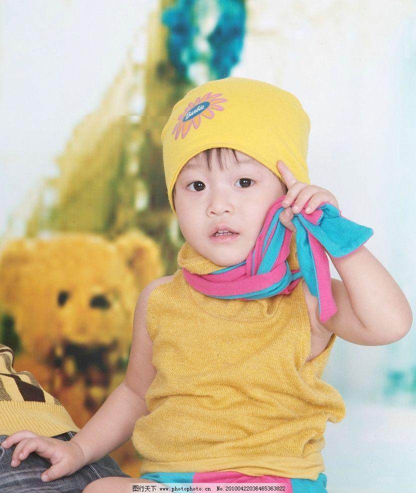 可爱小女孩 可爱小女孩子 深思中的宝宝 微笑宝宝 时尚宝宝 可爱宝宝