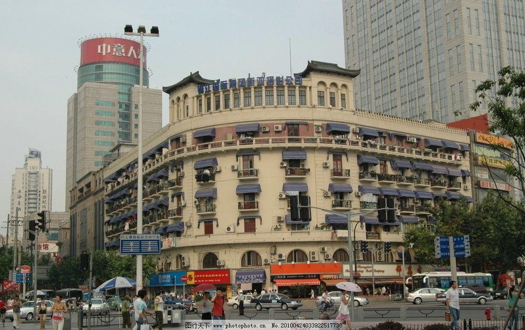 上海街景 上海风光 建筑 店铺 商场 城市风光 国内旅游 旅游摄影 摄影