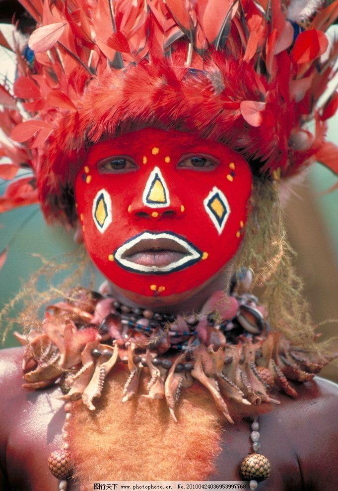 非洲土著文字_非洲土著人图片
