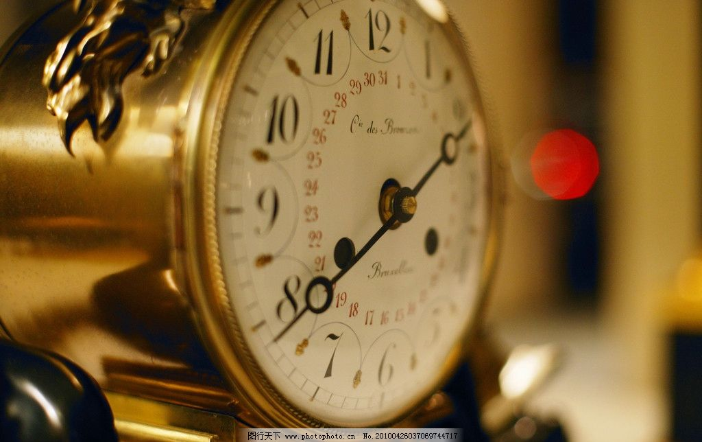 钟表 表盘 钟面 指针 时间 时钟 生活素材 生活百科 摄影 72dpi jpg