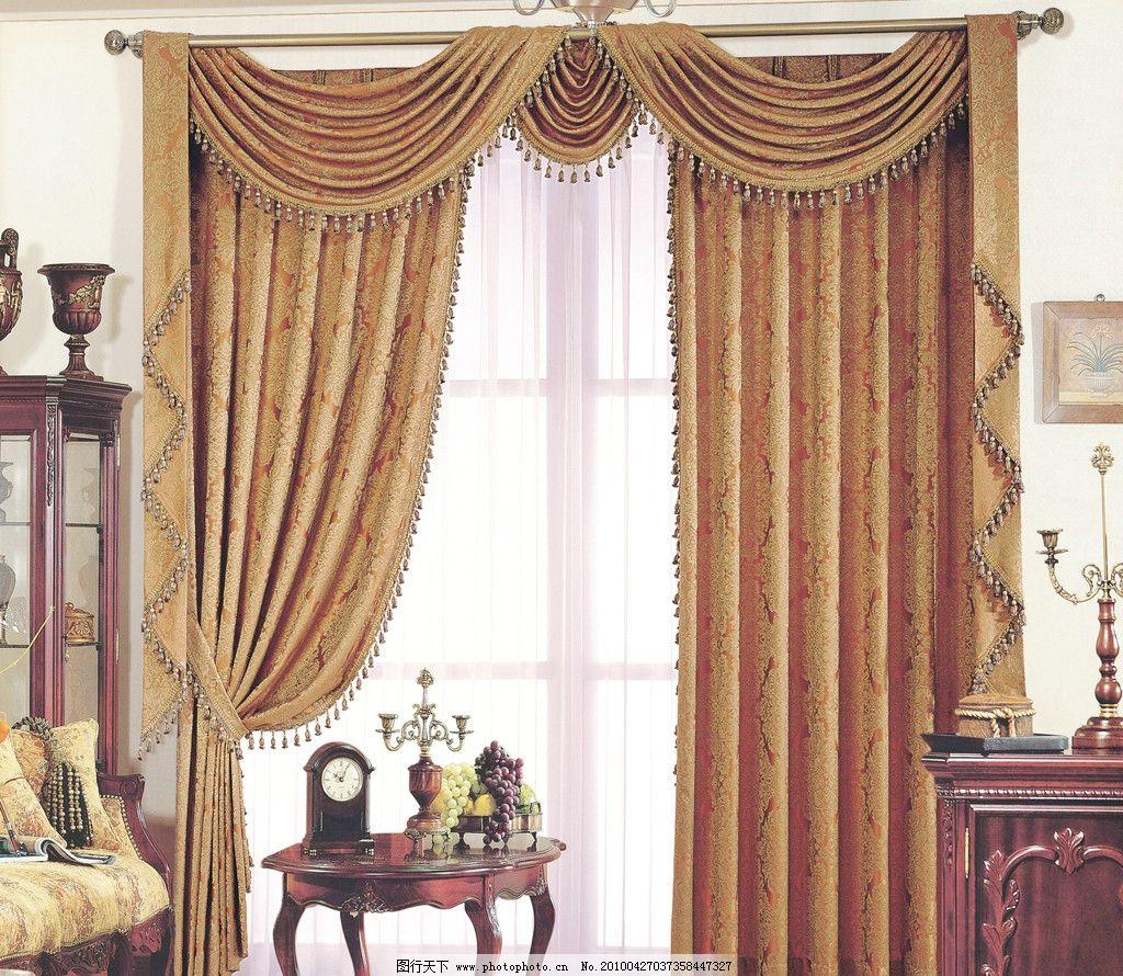 欧式窗帘图片图片