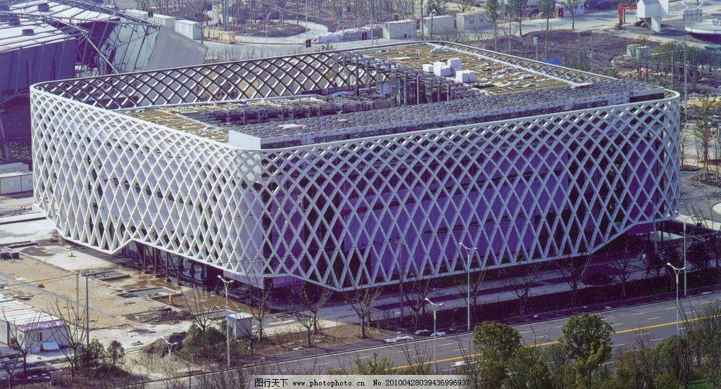 上海世博会 法国馆图片