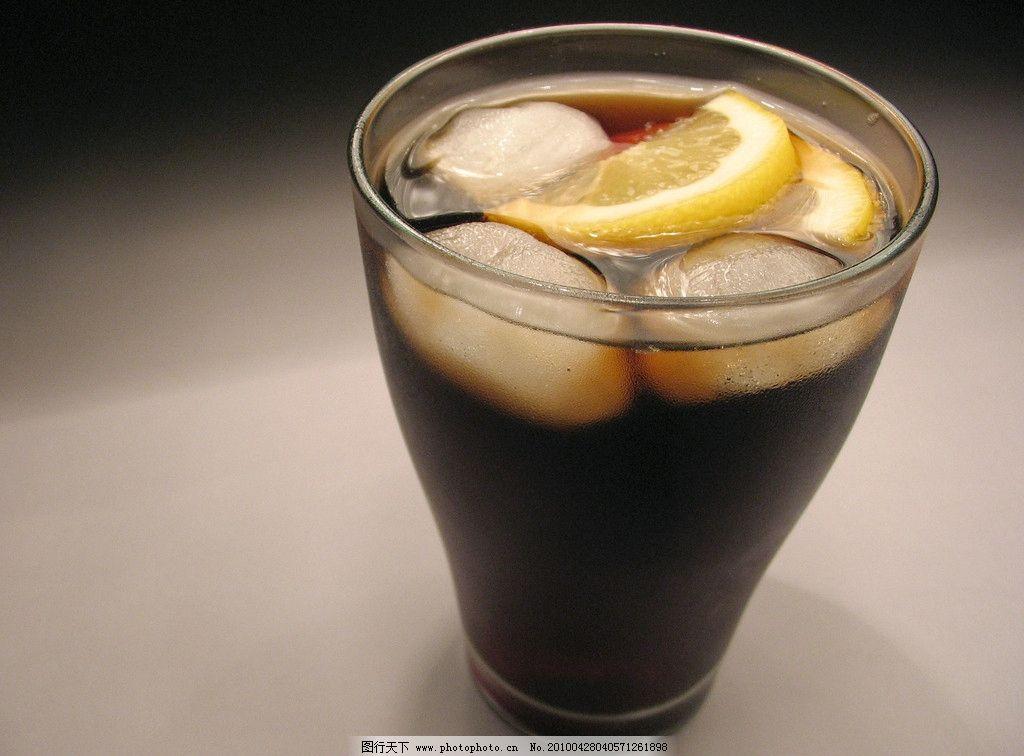 可口可乐 饮品 杯装 饮料酒水 餐饮美食 摄影 100dpi jpg