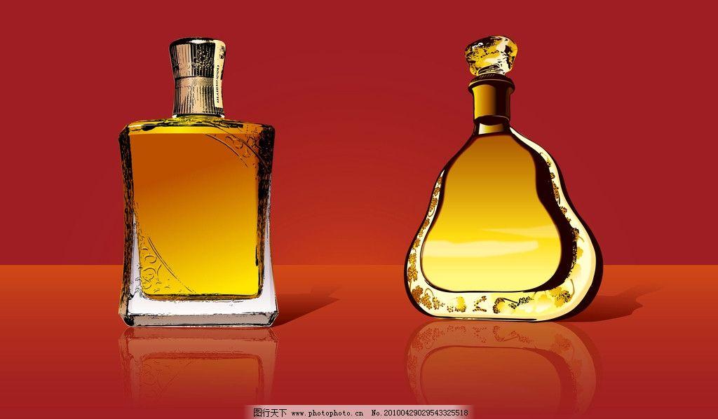 酒瓶矢量 酒瓶 酒 洋酒 地产 矢量图库 广告设计 矢量 eps