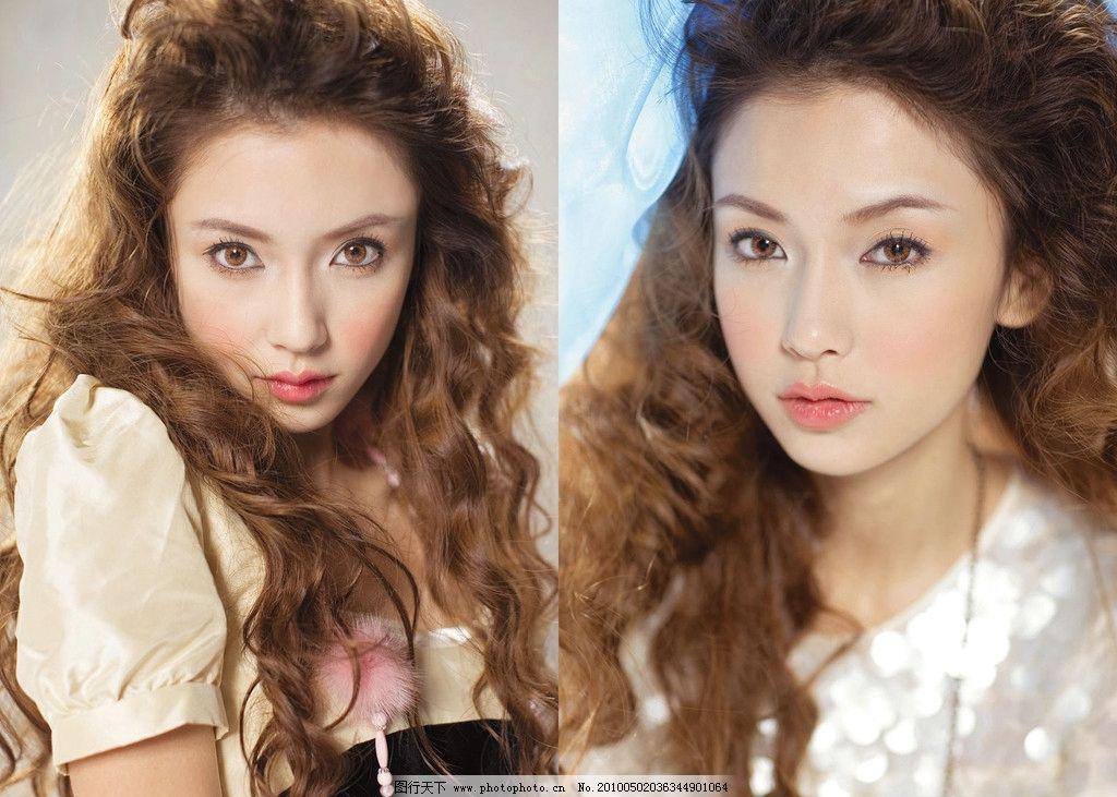 杨颖 嫩模 模特 香港 混血 美女 新模王 可爱 性感 美眉 明星