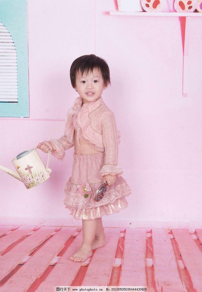 可爱宝宝 宝宝 可爱的小宝宝贵 美丽 小孩 天真 粉色 儿童摄影 儿童