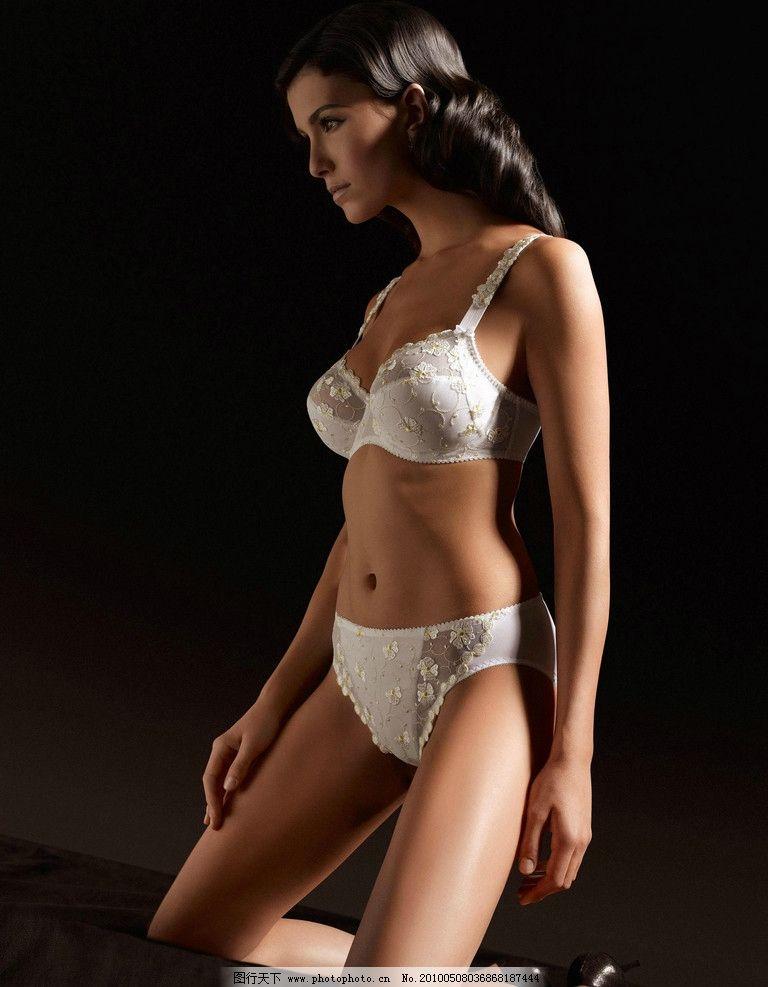 内衣模特 性感美女 长腿美女 欧美美女 金发美女 三点式 比基尼 睡衣