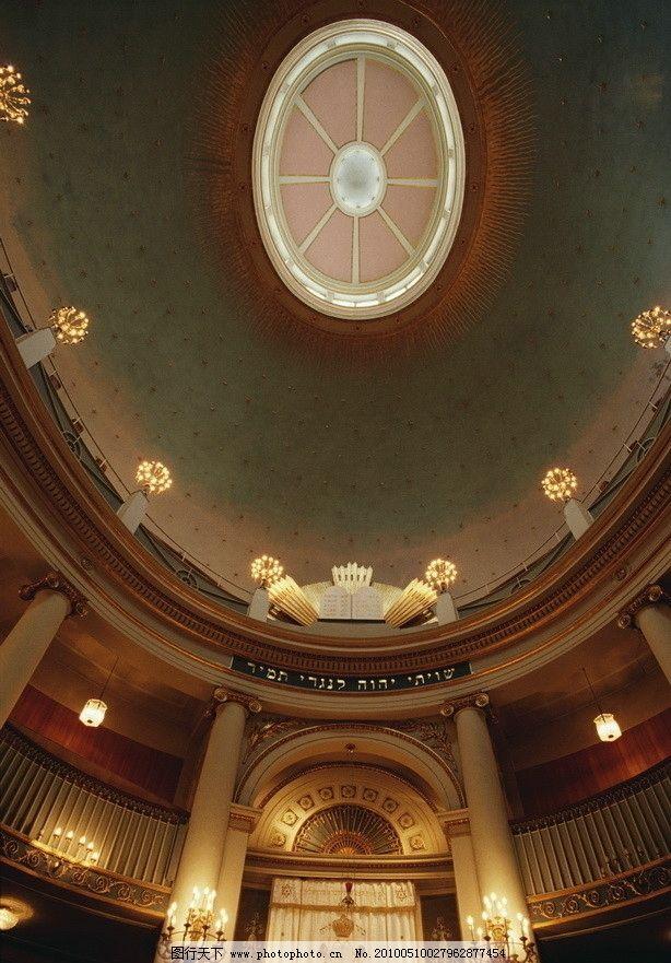 欧式大厅室内图片