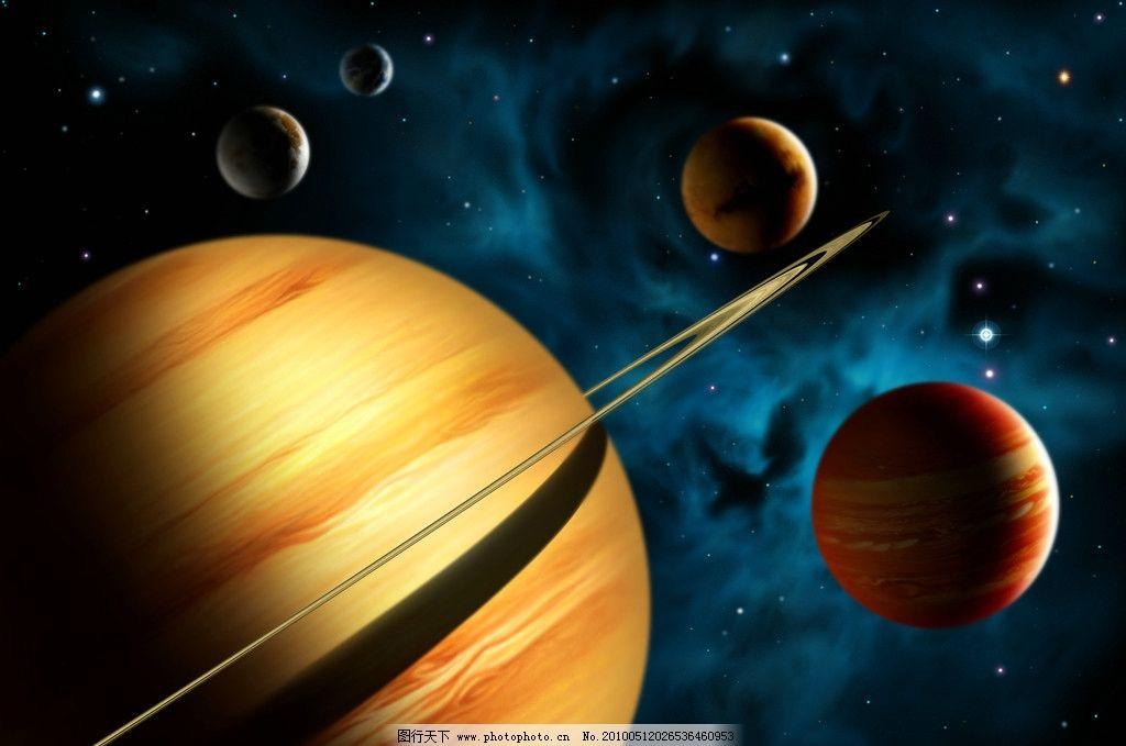 太空世界 星球 宇宙 星云 太空 卫星 科学研究 现代科技 设计 300dpi