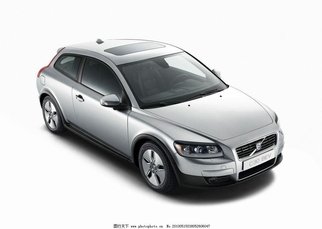 设计图库 现代科技 交通工具  汽车 沃尔沃 volvo 轿车 两厢车 三厢车