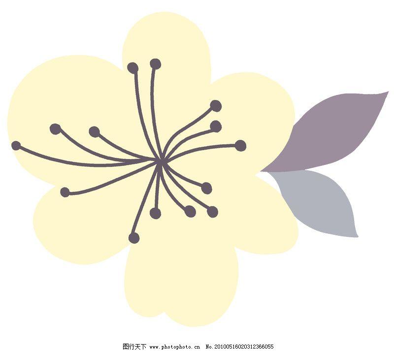 彩绘花纹0435