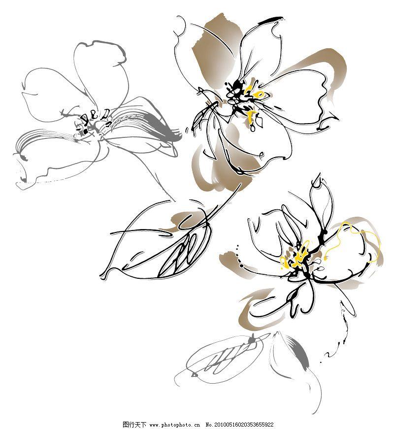 彩绘花纹0431