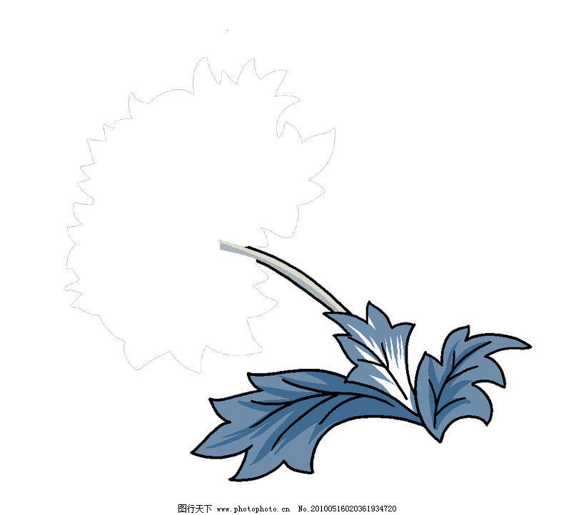 彩绘花纹0509