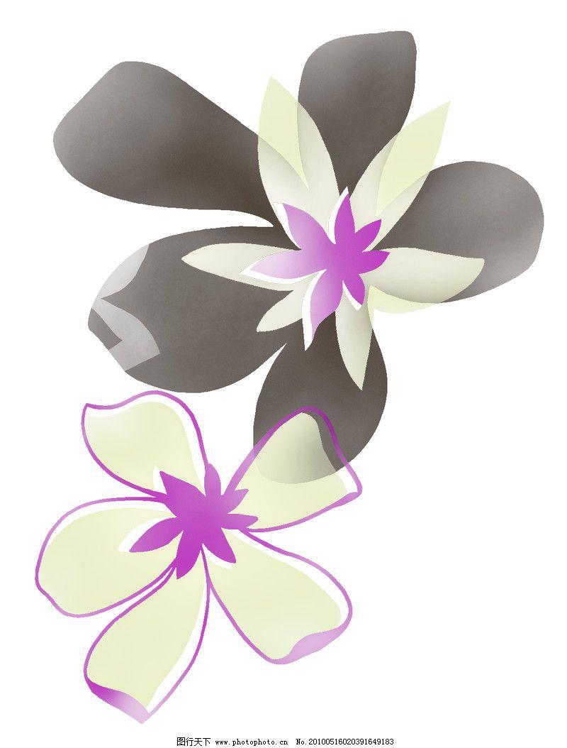 花纹边框 彩绘花纹