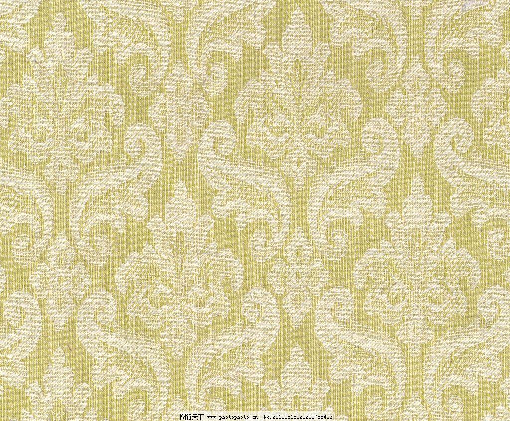 古典花纹布料图片图片