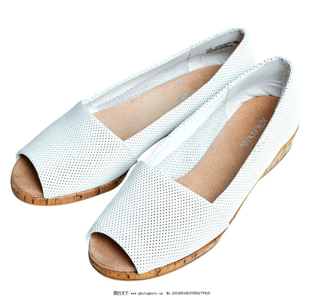 高跟鞋 凉鞋 鱼嘴鞋 时尚 潮流 单品 杂志 设计 图片素材 生活素材