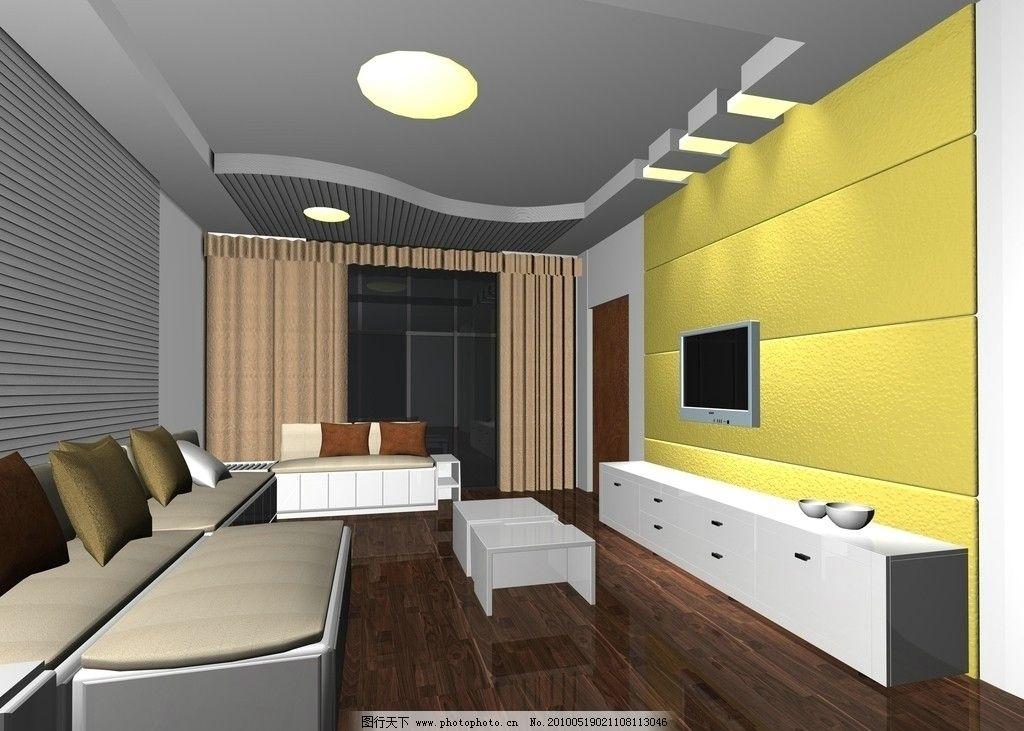 3d室内 客厅效果图 3d室内设计 客厅设计 室内效果图 3d作品 3d设计