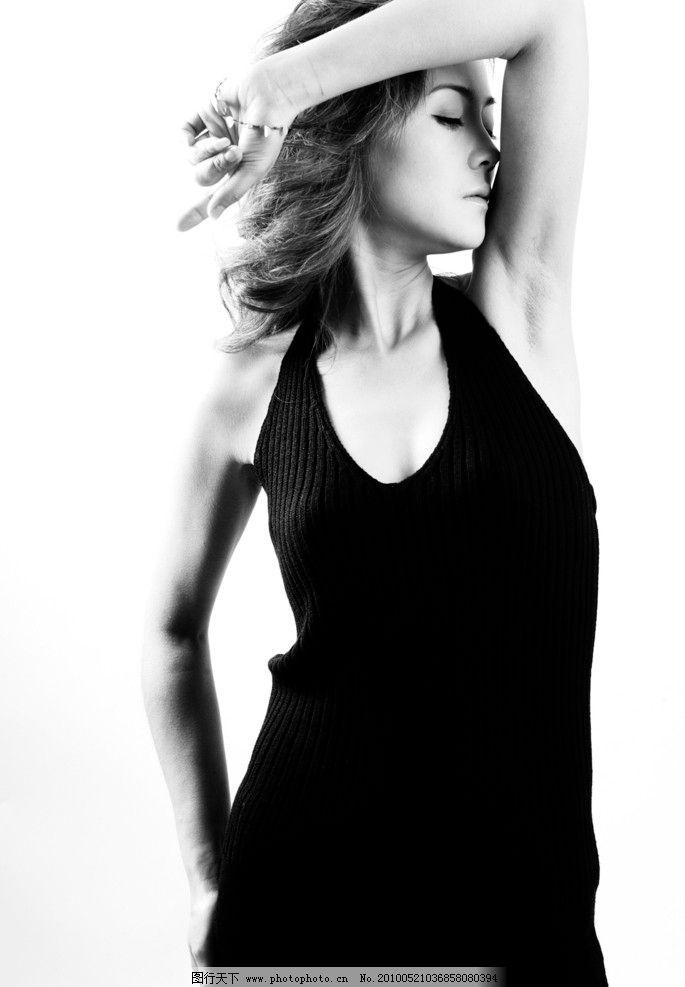 时尚欧美美女写真 时尚 美女 欧美 写真 女性女人 人物图库 摄影 300