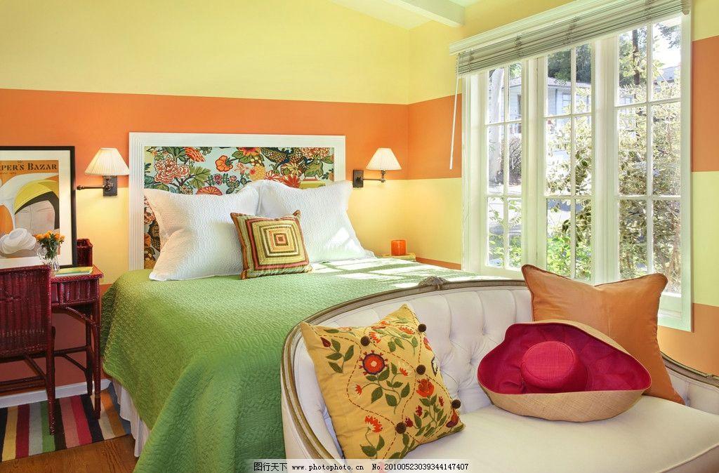床 装修 古典 欧式家具 台灯 地毯 窗帘 家具生活 欧式室内装修 家私