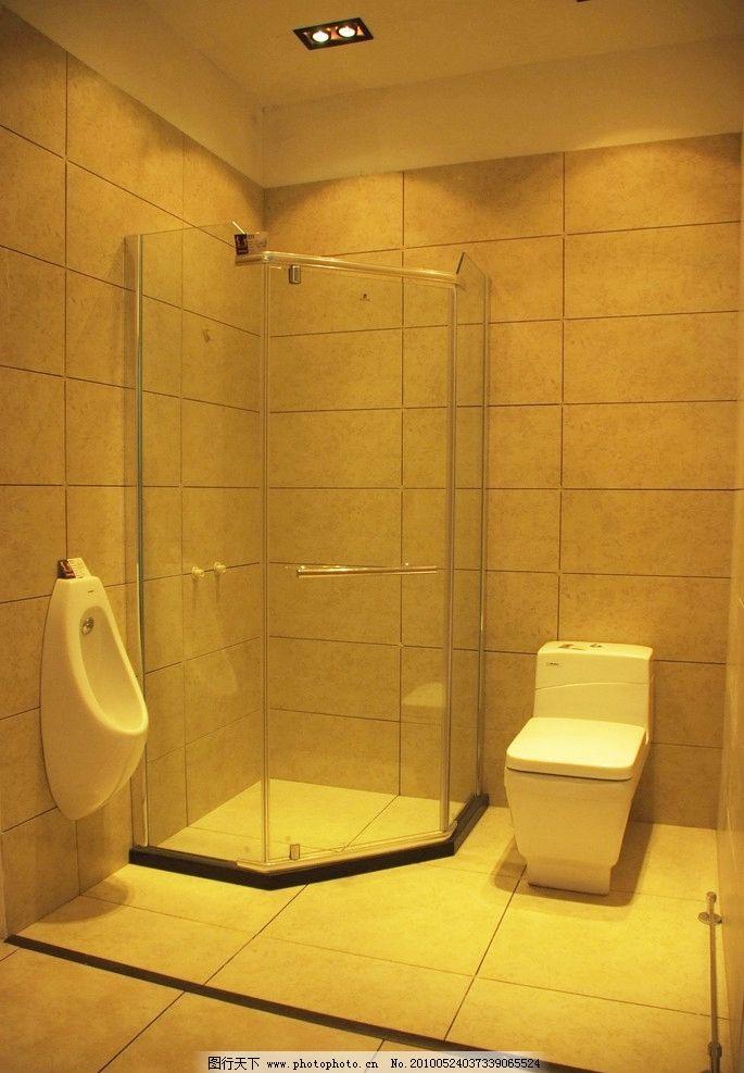浴室 浴缸 淋浴房 洁具图片