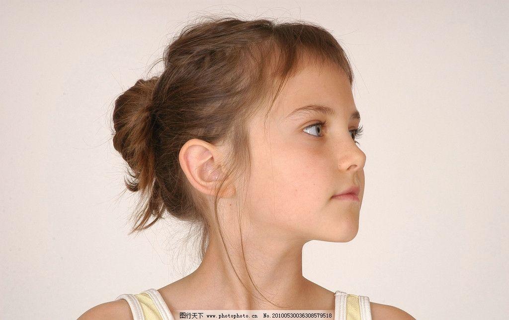 超可爱欧美小女孩图片