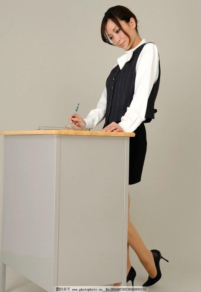 白领 职业装 职业女性 ol ol装 性感白领 女性女人 人物图库 摄影 96