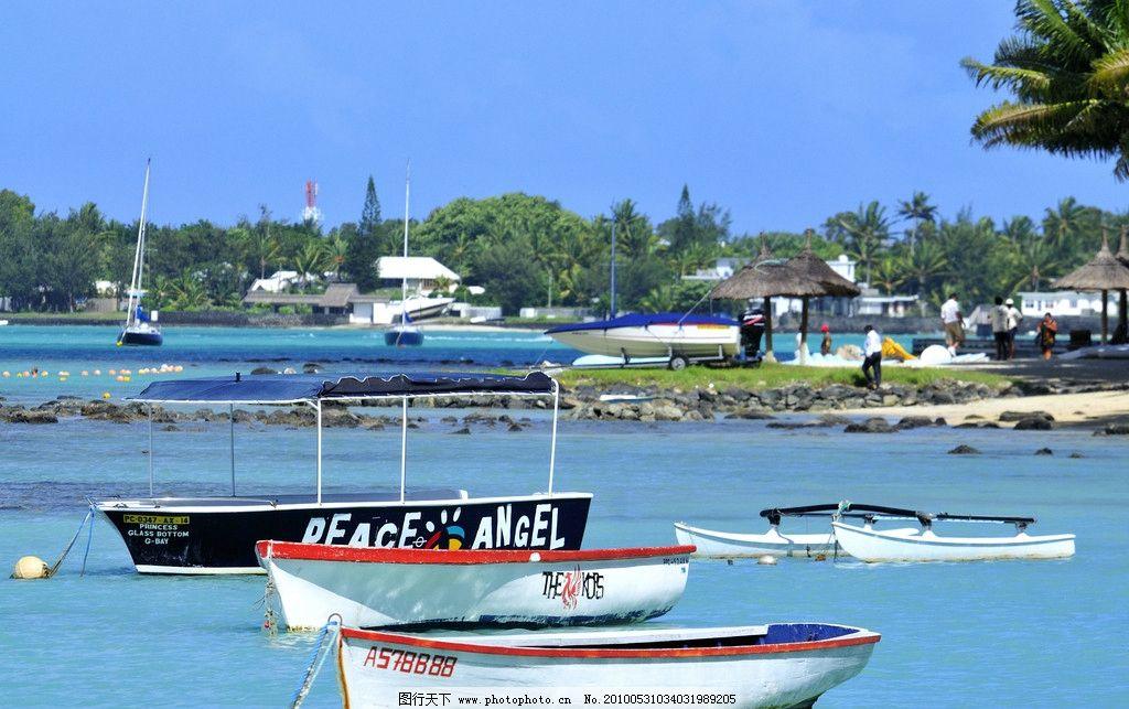 毛里求斯 苏亚克 海滨度假村 海边风光图片