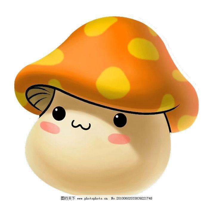 冒险岛花蘑菇图片