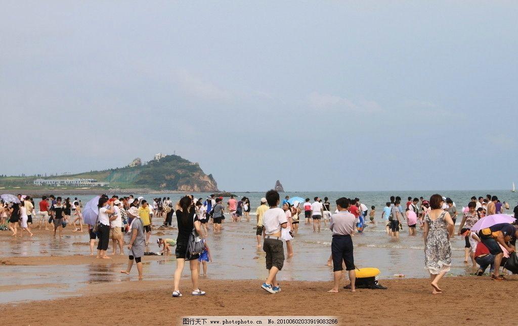 青岛海边美景图片
