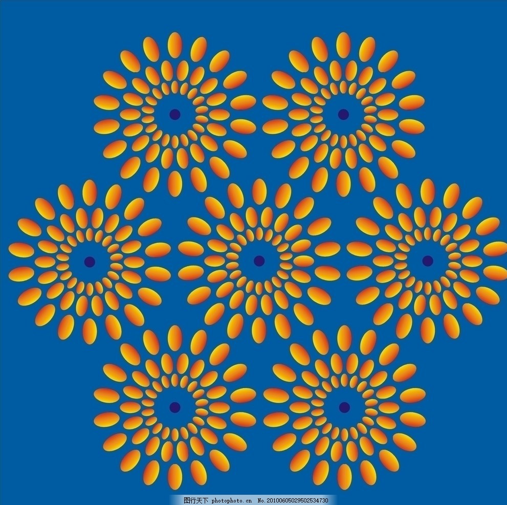 平面设计 几何 重复 组合 二方连续 埃舍尔 图案底纹 广告设计 矢量