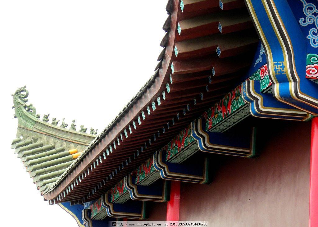 寺院建筑图片