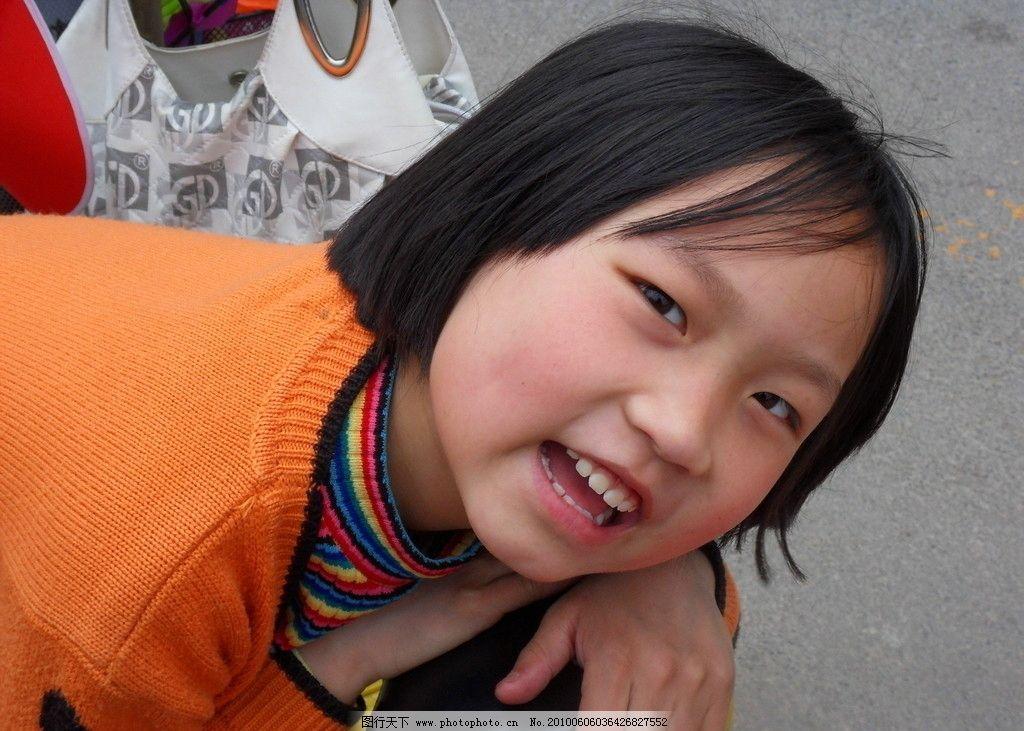 曾妞 小女孩 短发 漂亮 可爱 小美女 儿童幼儿 摄影
