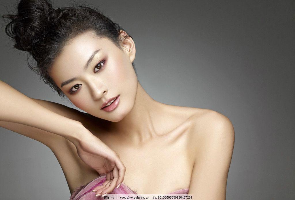 中国模特 马青 写真图片