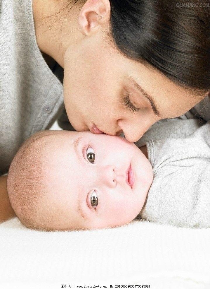 关爱 母婴 宝宝 妈妈 母爱 温馨 妈咪宝贝 关怀 亲子图 可爱宝贝 亲亲