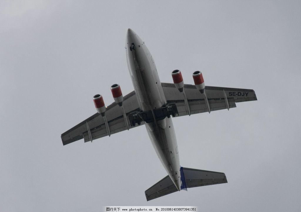 大型民航客机图片
