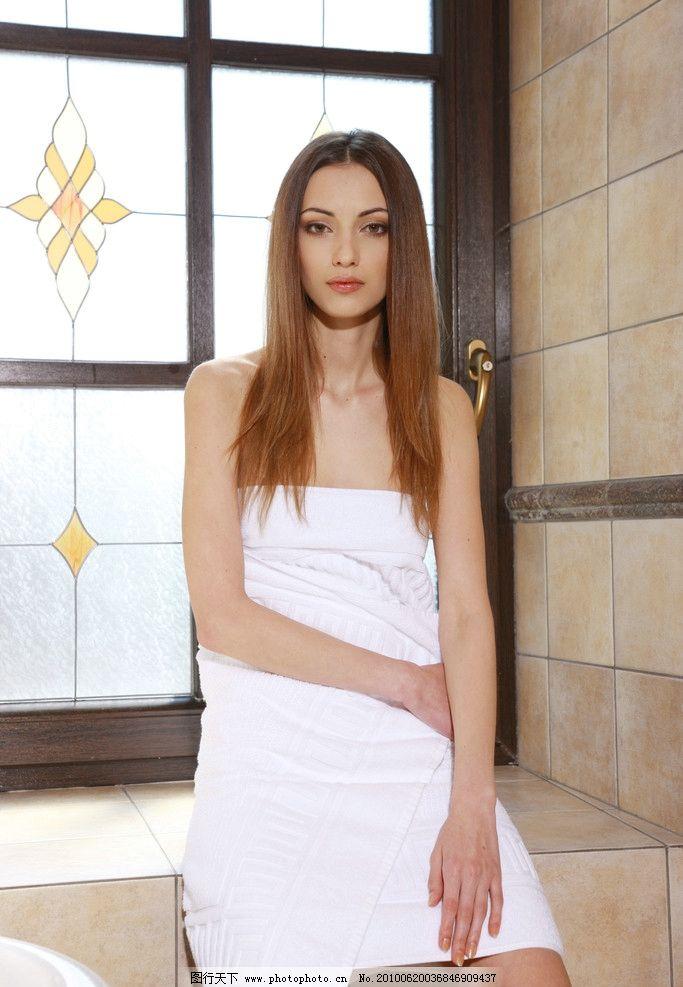 美女写真 anna aj 平面模特 性感美丽 人体写真 女性女人 人物图库