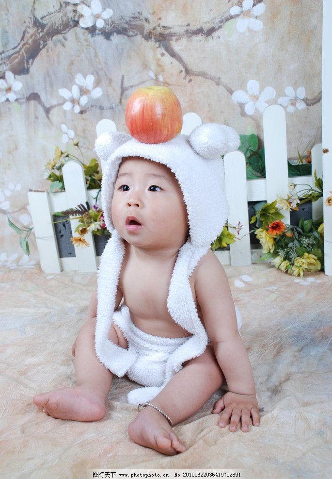小男孩图片,宝宝 小孩 儿童 满月 活泼 可爱 高清图片